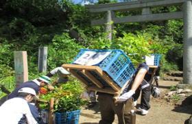 日本カーネットの社会貢献