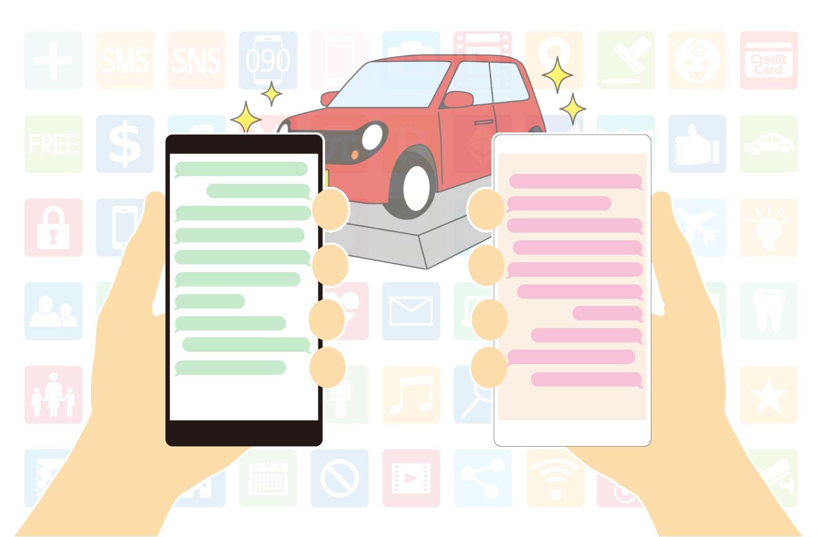 ショートメッセージサービス(SMS)